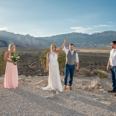 Red Rock Wedding