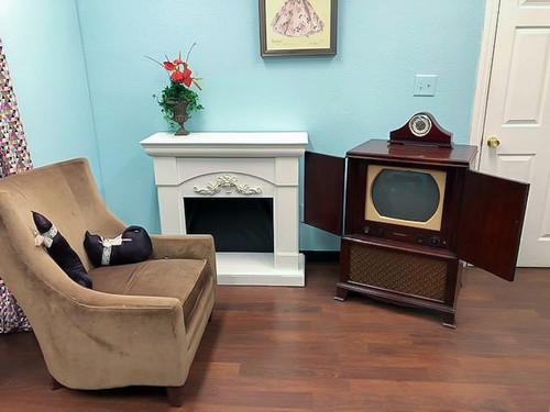 1950's Living Room