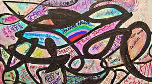 Kathryn's artwork