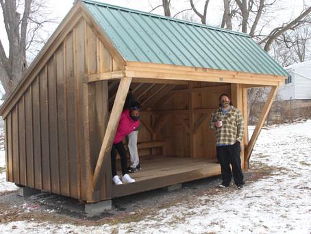 Leaning Into Outdoor Learning