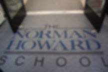 norman howard school entrance