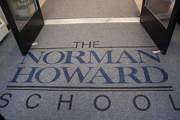 norman howard school entrance