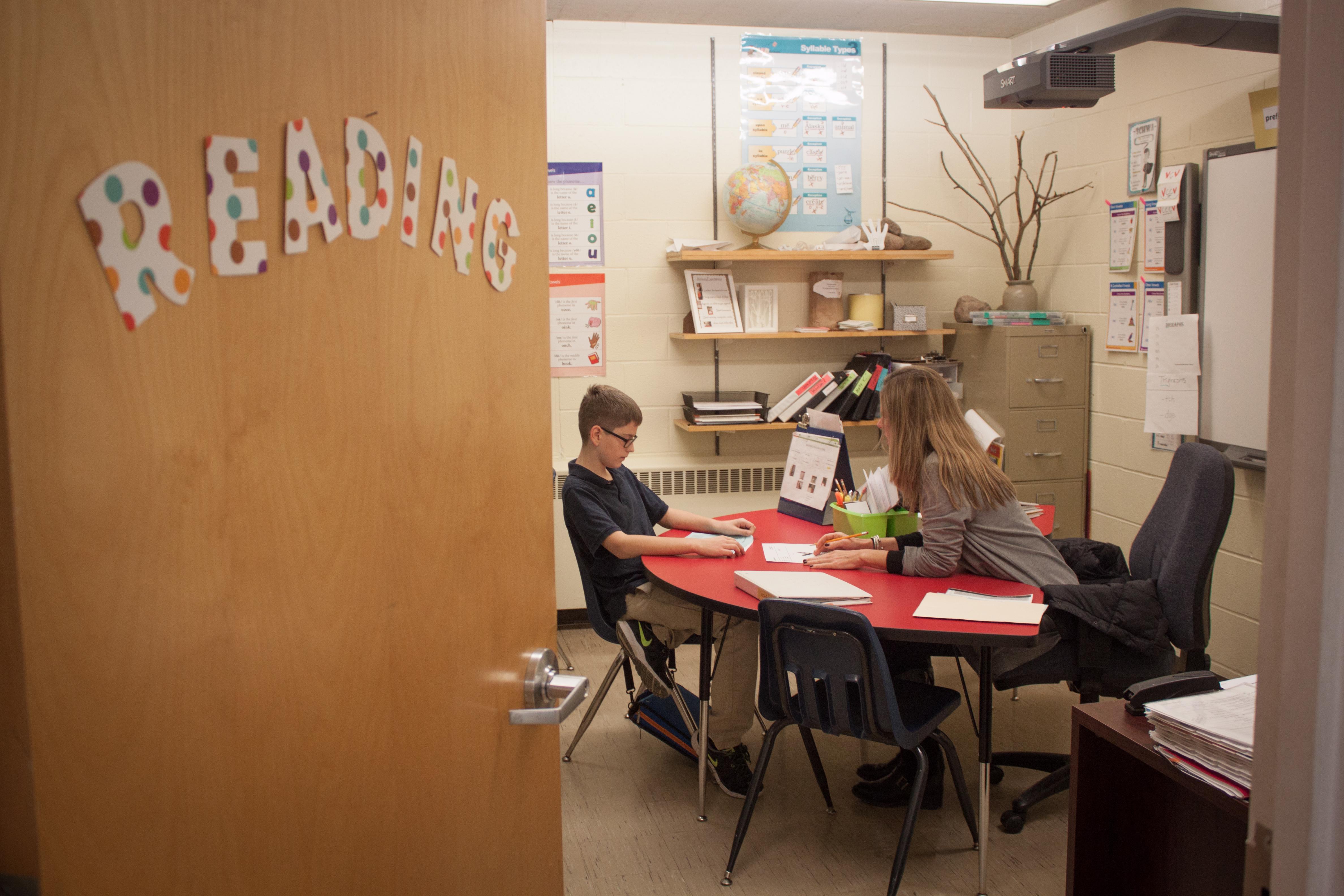 Reading Classroom