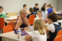 Cafeteria & Multi-Purpose Room
