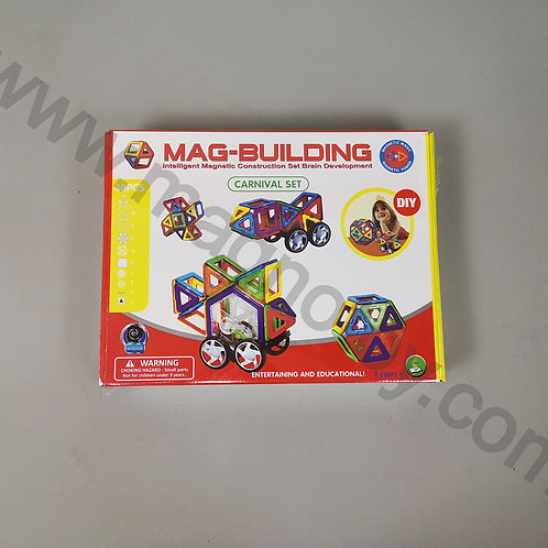 Магнитный конструктор Mag-building 48 элементов