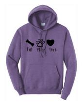 Eat Play Love Hoodie