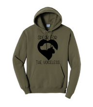 Hoodie Speak for the Voiceless