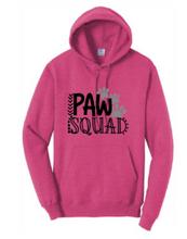Hoodie Paw Squad