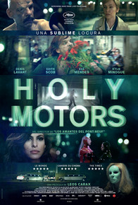 Una disección de Holy Motors