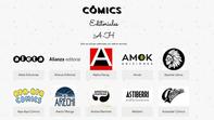 Editoriales de cómic españolas