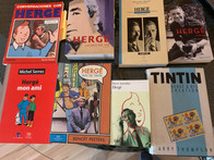 Biografías de Hergé