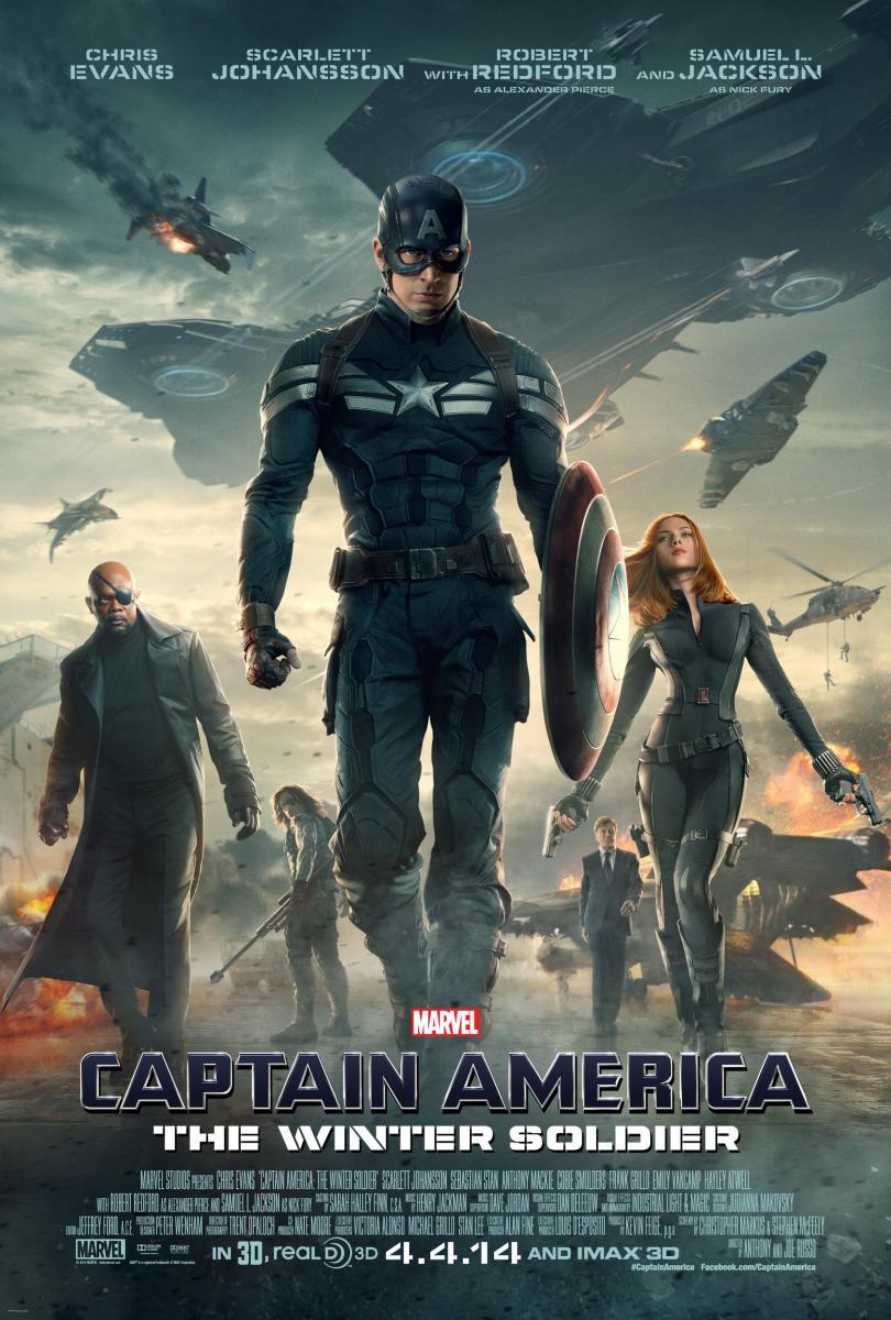Capitán América: El Soldado de Invie