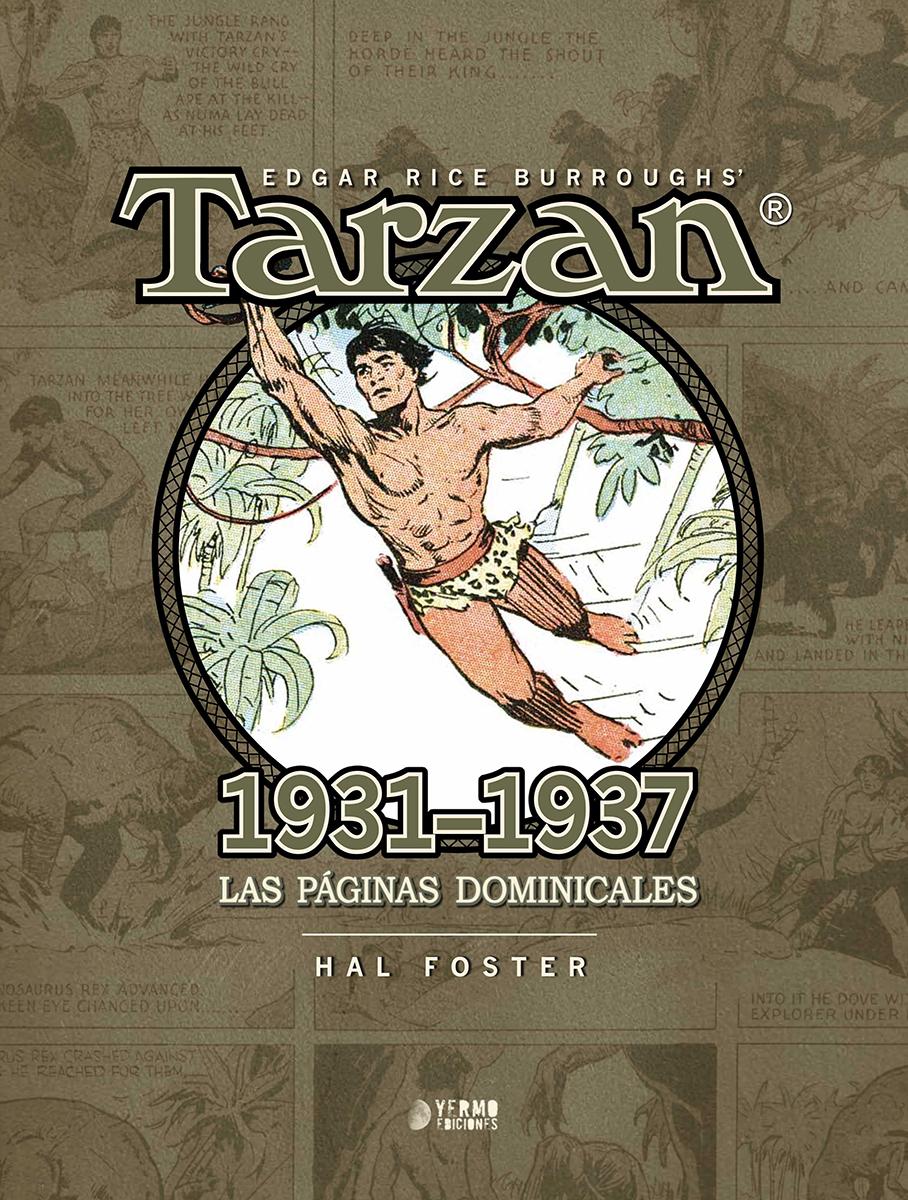 Tarzan 1931-37
