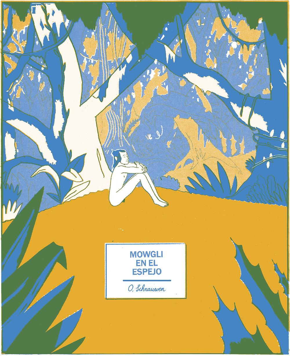 Mowgli en el espejo (Fulgencio Pimentel, 2014)