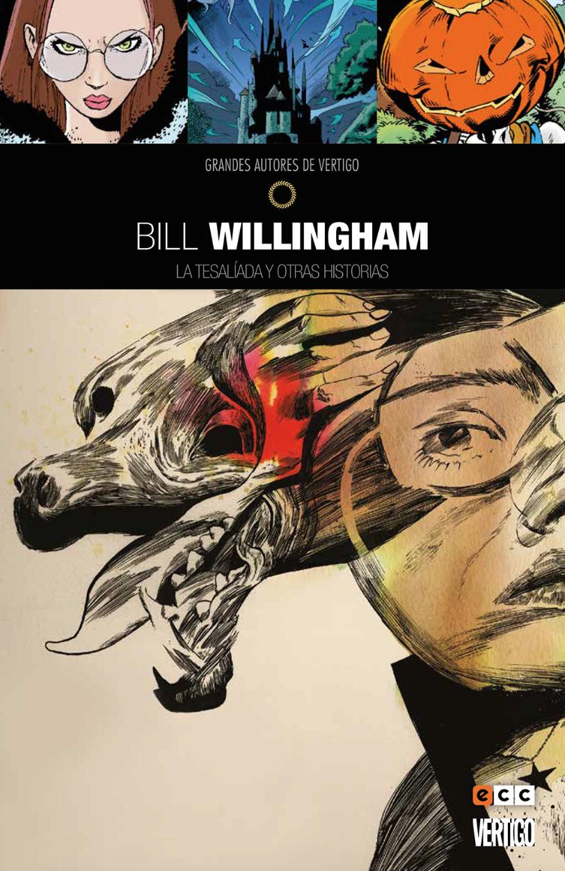 Lo mejor de Bill Willingham