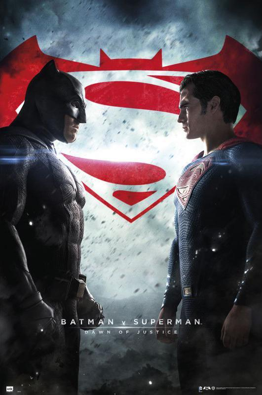 Batman v Superman: El amanecer de...