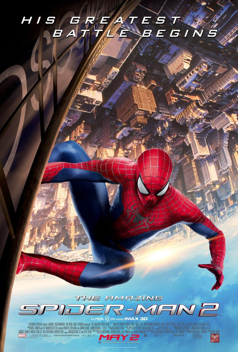 The Amazing Spider-Man 2: El poder..
