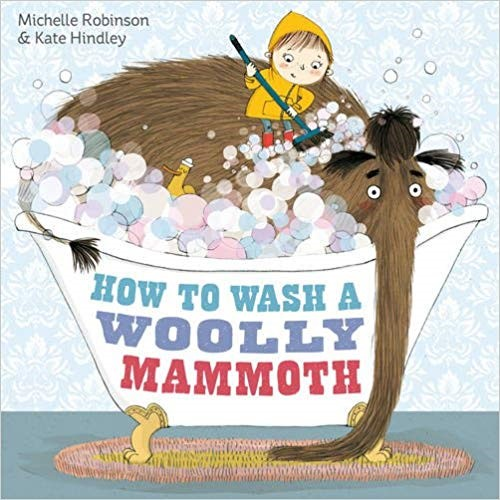 HOW TO WASH A WOLLY MAMMOTH
