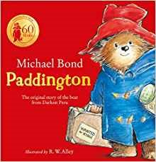 MICHAEL BOND PADDINGTON