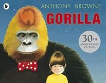 ANTHONY BROWNE GORILLA