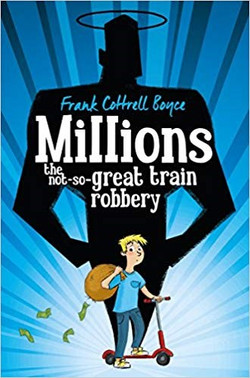 MILLIONS THE NOT SO GREAT TRAIN ROBBERY.