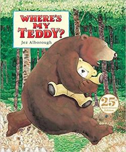 WHERE'S MY TEDDY