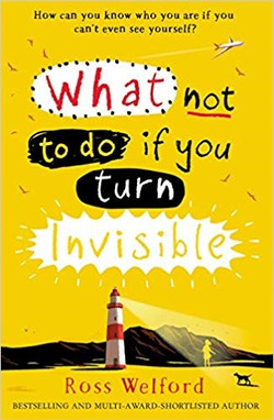 WHAT NOT TO DO IF YOU TURN INVISIBLE