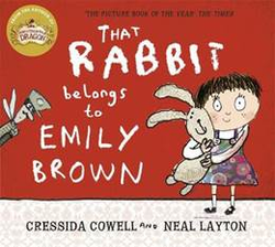 THAT RABIT BELONGS TO EMILY BROWN