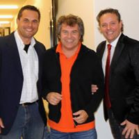 mit Andy Borg und Robert Benedetti