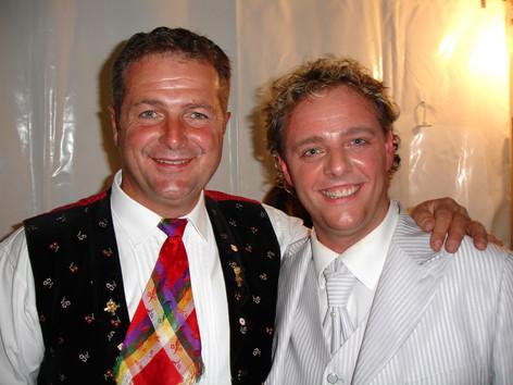 Norbert Rier und Graziano