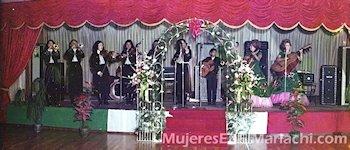 Las Rancheritas y su Mariachi