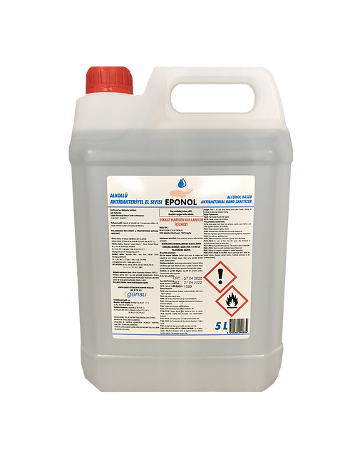 Eponol 5 Liter vloeibaar
