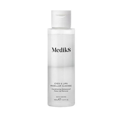 Eyes & lips micellar cleanse 100 ml | Medik8