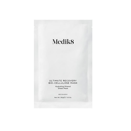 Ultimate recovery bio cellulose mask 6 st. | Medik8