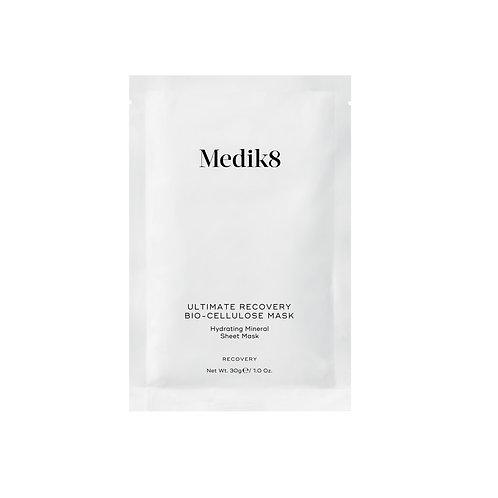 Ultimate recovery bio cellulose mask 6 st. | Medik8