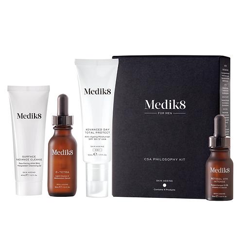 CSA Philosophy kit men 40 ml | Medik8