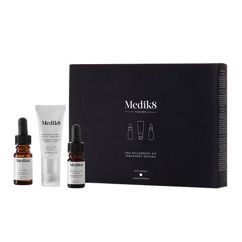 CSA Philosophy kit discovery edition men 40 ml | Medik8