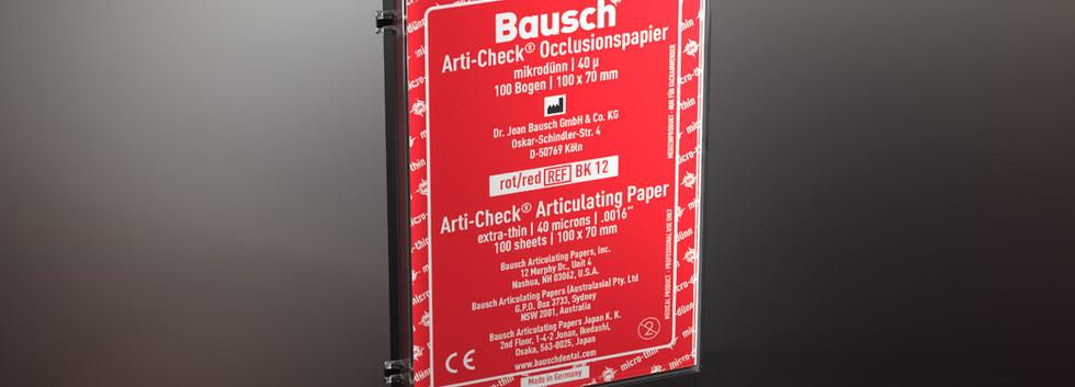 Arti-Check Articulating Paper 40µ