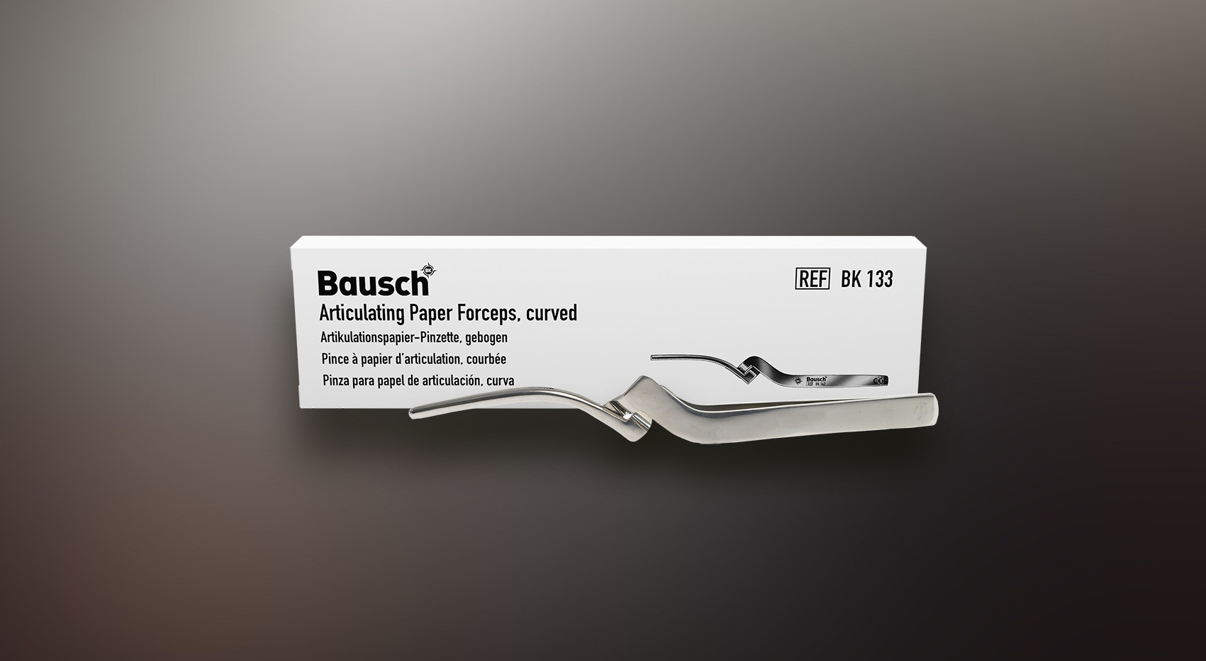 Articulating Paper Forceps