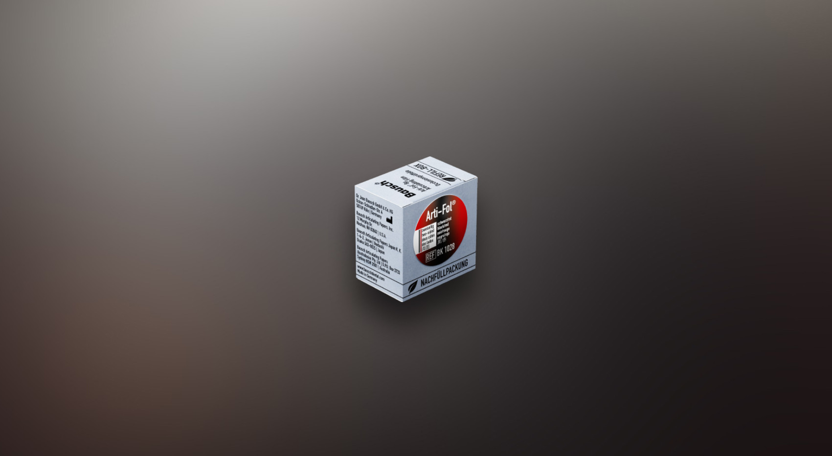 Arti-Fol metallic 12µ