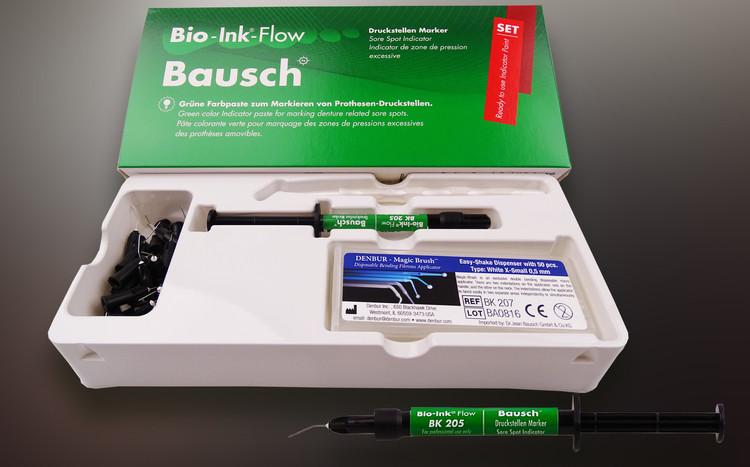 Bio-Ink Flow