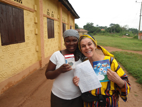 Letters from Teresa/Ozioma