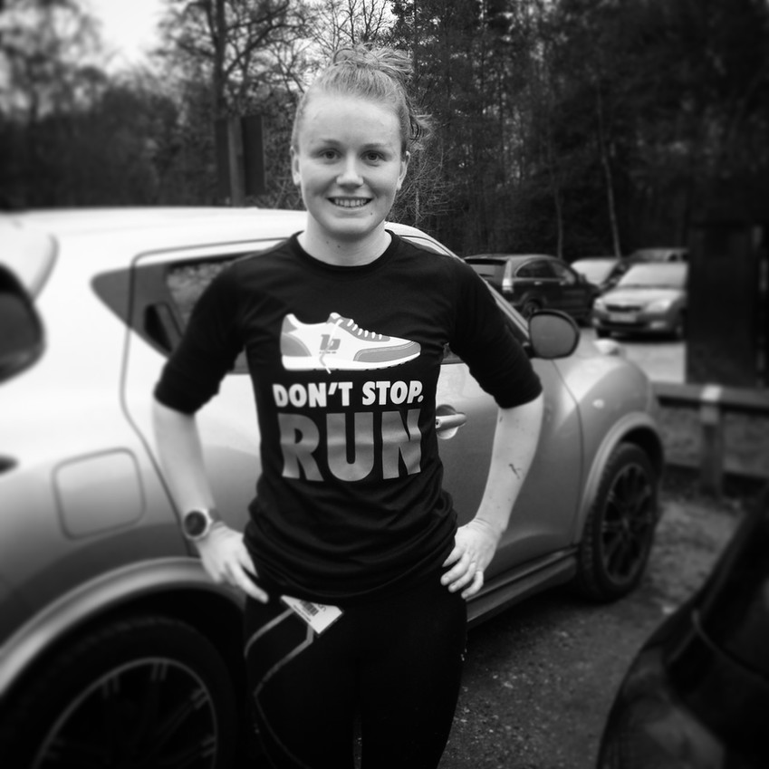 Don't Stop Run - Bonk Athletic