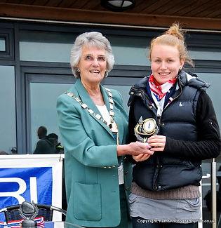 Hannah Kitchen - Crosby Lakeside Aquathlon, ITU World Championship Qualifier
