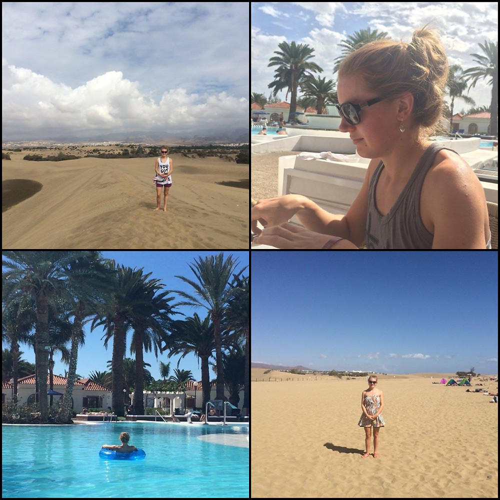 Gran Canaria - End of season break