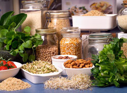 Magnesium food sources