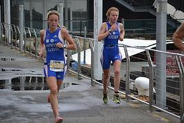 Hannah Kitchen - ITU 2012 Auckland World Triathlon Championships