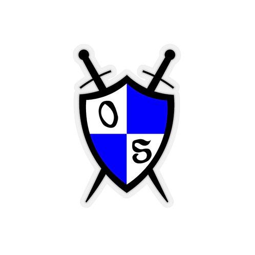"""""""Owen Speed"""" Shield Sticker"""