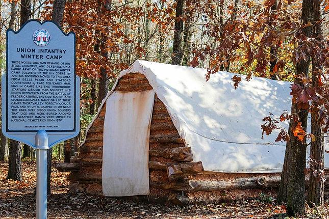 Stafford union infantry camp visit virginina.jpg