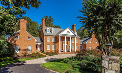 jeffersonial style home brick christies intnl
